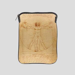 The Vitruvian Man iPad Sleeve