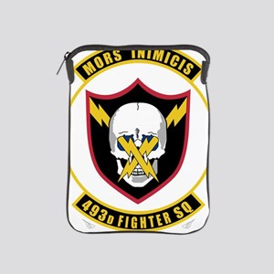 493rd Fighter Squadron iPad Sleeve