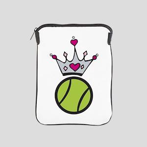 Tennis Crown iPad Sleeve