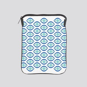 Ogee Jeweled Eyes iPad Sleeve