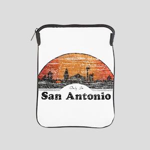 Vintage San Antonio iPad Sleeve