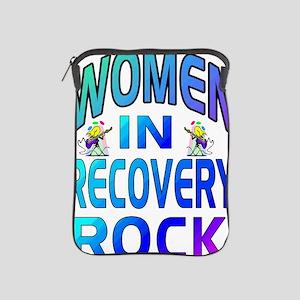 WOMEN ROCK iPad Sleeve