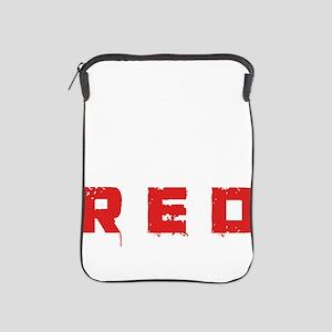REDbullet2 iPad Sleeve