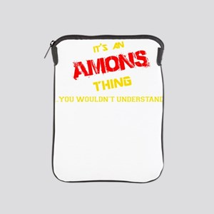 It's AMONS thing, you wouldn't underst iPad Sleeve