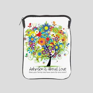 2-FAMILY TREE ONE MORE iPad Sleeve