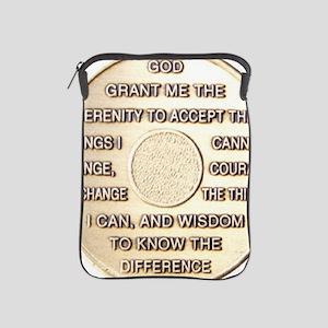 COIN SERENITY iPad Sleeve