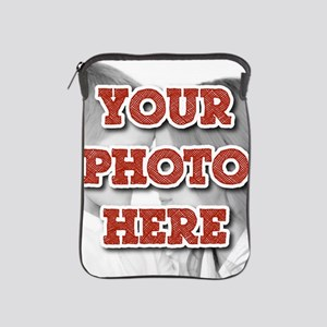 CUSTOM Your Photo Here iPad Sleeve