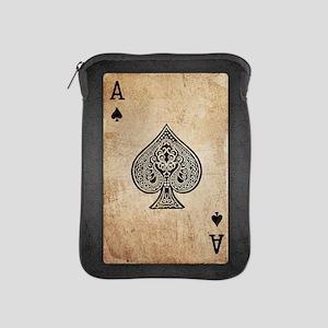 Ace Of Spades iPad Sleeve