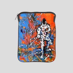 Abstract Epee2 iPad Sleeve