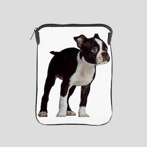 Boston Terrier Puppy iPad Sleeve