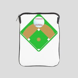 Baseball I love Diamonds T-Shirts  Gif iPad Sleeve