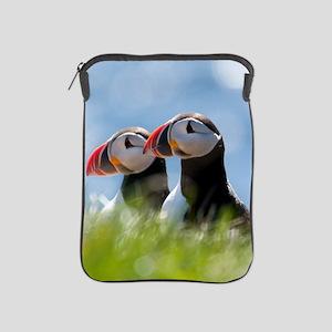 Puffin Pair 7.355x9.45 iPad Sleeve