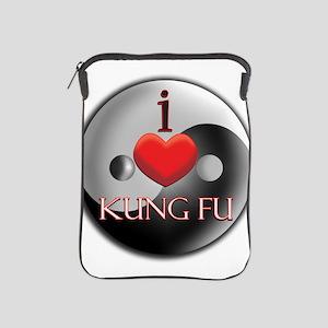 Yin Yang iPad Sleeve