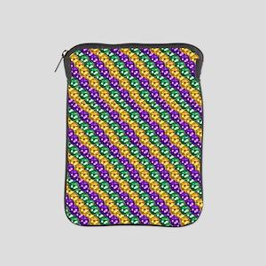 Mardi Gras iPad Sleeve
