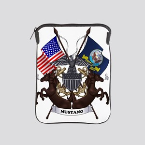 Mustang with Tails iPad Sleeve