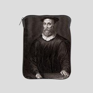 John Knox, Scottish theologian iPad Sleeve