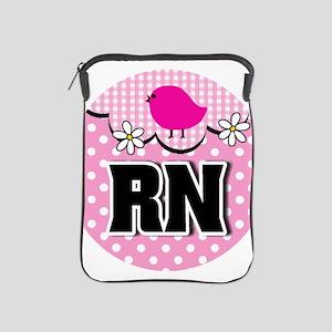 Nurse RN Birdie iPad Sleeve