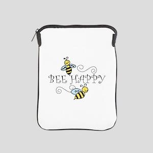 Bee Happy iPad Sleeve