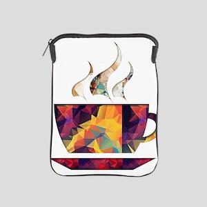 Colorful Cup of Coffee copy iPad Sleeve