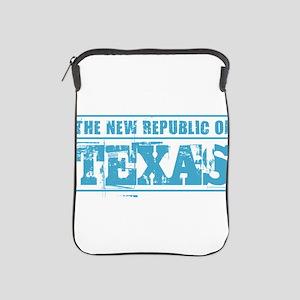 Texas - New Republic iPad Sleeve