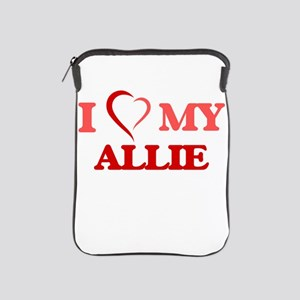 I love my Allie iPad Sleeve