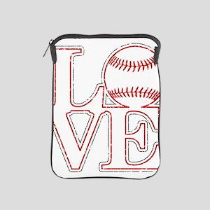 Love Baseball Classic iPad Sleeve