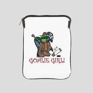 Goalie Girl iPad Sleeve