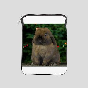 Christmas Bunny iPad Sleeve