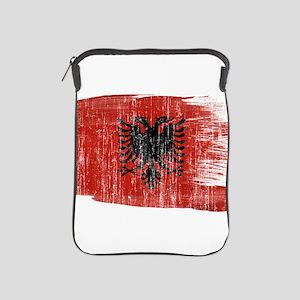 Albania Flag iPad Sleeve
