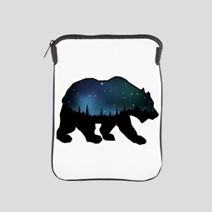 BEAR SKIES iPad Sleeve
