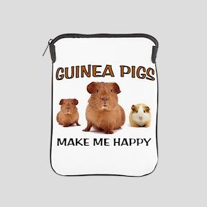 HAPPY PIGS iPad Sleeve