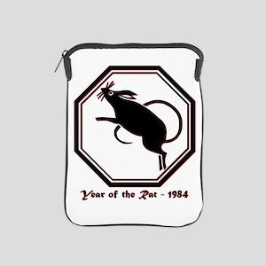 Year of the Rat - 1984 iPad Sleeve