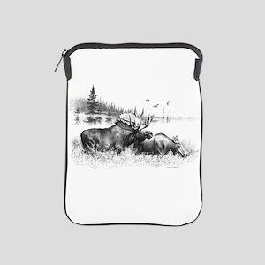 Moose iPad Sleeve