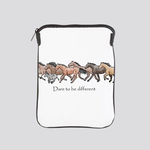 dare to be different iPad Sleeve