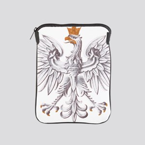 Poland Coat of arms iPad Sleeve