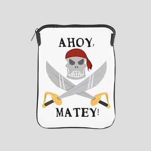 Ahoy Matey iPad Sleeve