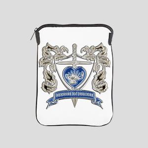FPCA Crest iPad Sleeve