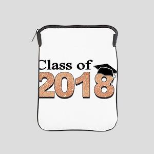 Class of 2018 Glitter iPad Sleeve