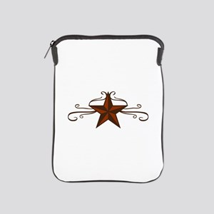 WESTERN STAR SCROLL iPad Sleeve