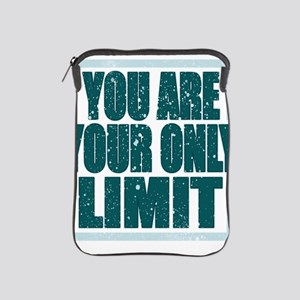 Show you inspirational side with this iPad Sleeve