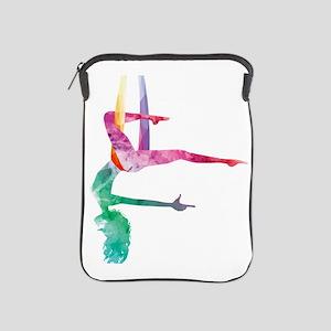 Aerial Yoga Acrobatic Sport Aerialist iPad Sleeve