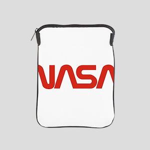 NASA Snake (worm) iPad Sleeve