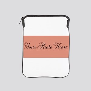 Your Photo Here iPad Sleeve