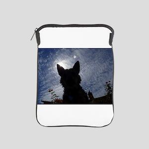 Stealthy Cattle Dog iPad Sleeve