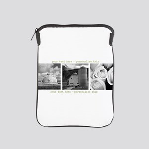 Your Artwork and Text here iPad Sleeve