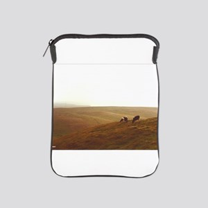Point Reyes dairy pasture iPad Sleeve