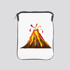 Volcano iPad Sleeve