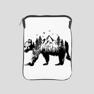 Bear Woods iPad Sleeve