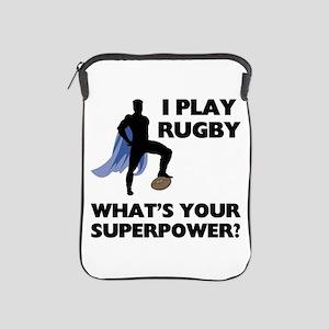 Rugby Superhero iPad Sleeve