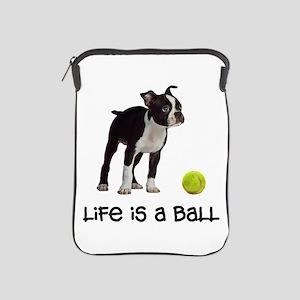 Boston Terrier Life iPad Sleeve